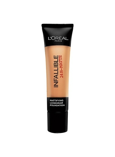 L'Oréal Paris Infaillible 24H Matte Fondöten 30 Mıel Honey Ten
